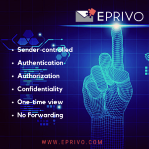 EPRIVO Private Email Privacy Controls